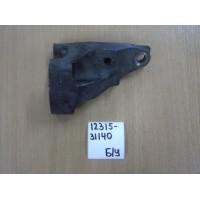 Кронштейн опоры двигателя Б/У 1231531140