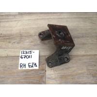 Кронштейн двигателя Lh Б/У 1231567011