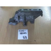 Кронштейн опоры двигателя Cam 30 Б/У 1231628060