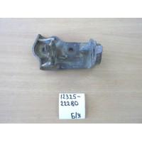 Кронштейн опоры двигателя Б/У 1232522280