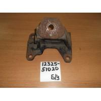 Кронштейн опоры двигателя Lh Б/У 1232551020