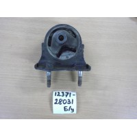 Опора двигателя Б/У 1237128031