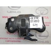 Опора двигателя левая Б/У 1237222180