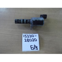 Клапан VVTI Б/У 1533028020