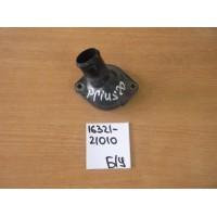 Фланец термостата Prius 20  Б/У 1632121010