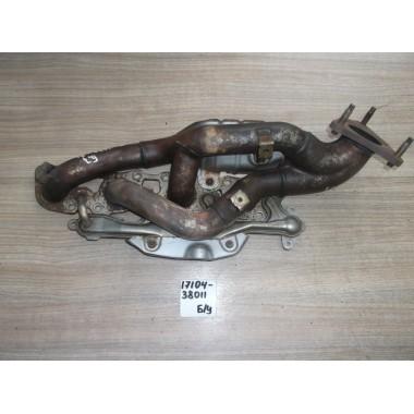 Коллектор выпускной FR RH Б/У 1710438011