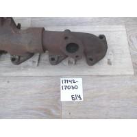 Коллектор выпускной Б/У 1714217030