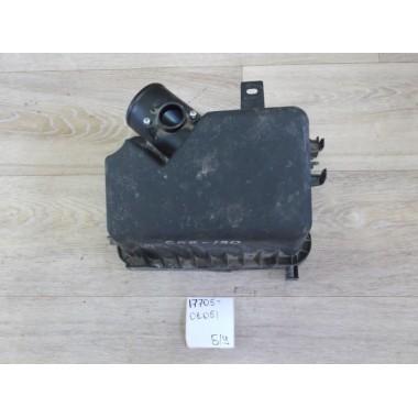 Крышка корпуса воздушного фильтра Б/У 177050t051