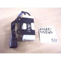 Резистор  вентилятора Б/У 2468103560