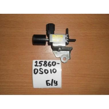 Клапан электромагнитный Б/У 258600s010
