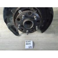 Ступица колеса в сборе RR Б/У 4241030041