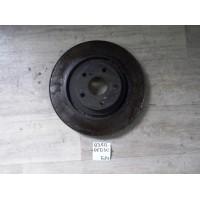Диск тормозной передний Б/У 435120E030