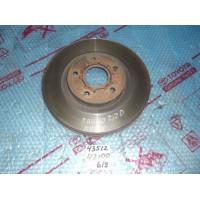 Диск тормозной передний Б/У 4351248110