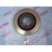 Диск тормозной передний Б/У 4351260191