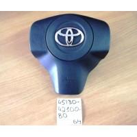 Подушка безопасности водителя Б/У 4513042100B0
