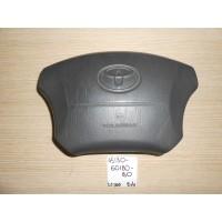 Подушка безопасности водителя LC100 Б/У 4513060180B0
