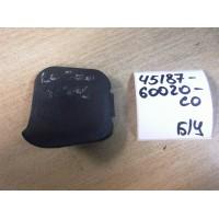 Заглушка в руль Lh Б/У 4518760020c0