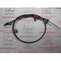 Трос ручного тормоза Б/У 464200k010