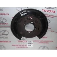 Кожух тормозного диска задний правый Б/У 4650348040