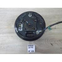 Кожух тормозного диска задний левый Б/У 4704420140