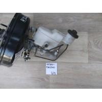 Главный тормозной цилиндр Hilux Б/У 472010k040