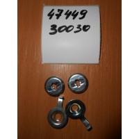 Шайба штифта барабанных тормозных колодок 4744930030