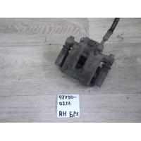 Суппорт тормозной задний правый Б/У 4773002111