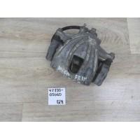Суппорт тормозной FR Rh Б/У 4773005060