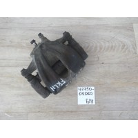 Суппорт тормозной FR Lh Б/У 4775005060