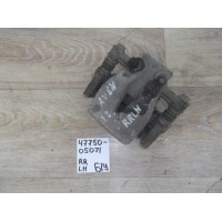 Суппорт тормозной задний левый Б/У 4775005071