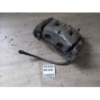 Суппорт тормозной FR Lh Б/У 477500e031