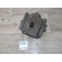 Суппорт тормозной FR Lh Б/У 4775042040