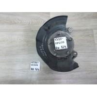 Кожух тормозного диска FR Rh Б/У 4778102200