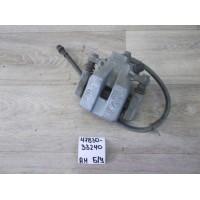 Суппорт тормозной RR Rh Б/У 4783033240
