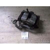 Суппорт тормозной задний левый Б/У 478500e020