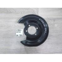 Кожух тормозного диска RR Lh  Б/У 4788202120