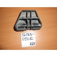 Кронштейн заднего бампера левый Б/У 5256305010