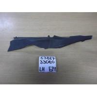 Уплотнитель крыла Lh Б/У 5386733080