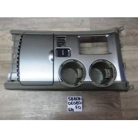 Накладка на консоль переключения передач Б/У 588040e080e0