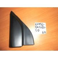 Накладка двери декоративная Lh Б/У 674920K010C0