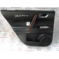 Обшивка двери RR Lh Б/У 676400e080c0