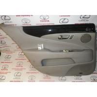 Обшивка двери RR Lh Б/У 6764050c80b3