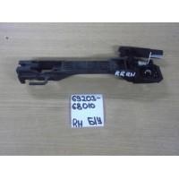 Кронштейн ручки двери RR Rh Б/У 6920368010