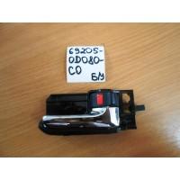 Ручка открывания двери внутренняя Rh Б/У 692050D080B2