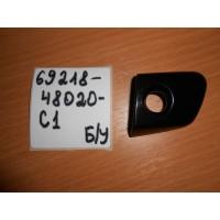 Крышка ручки двери передняя Lh ЦАРАПИНЫ Б/У 6921848020C1