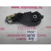 Мотор сиденья FR Rh Б/У 7143030c60