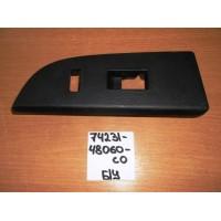 Накладка кнопки стеклоподъёмника FR Rh Б/У 7423148060c0