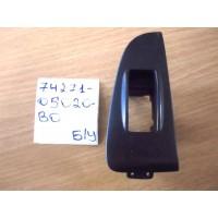 Накладка кнопки стеклоподъемника RR Rh Б/У 7427105020B0