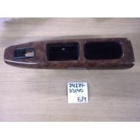 Накладка кнопки стеклоподъемника RR Rh Б/У 7427133140
