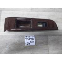 Накладка кнопки стеклоподъемника RR Rh Б/У 7427133290e0